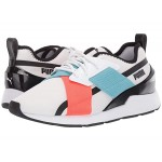 PUMA Muse X-2 Gloss Puma White/Puma Black/Milky Blue