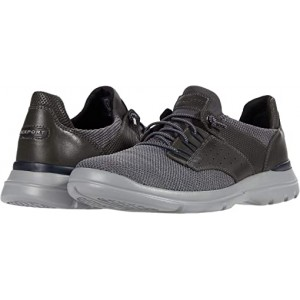 Rockport City Edge Ghillie Dark Shadow Knit/Leather