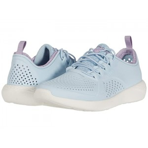 LiteRide Pacer (Toddler/Little Kid/Big Kid) Mineral Blue/White