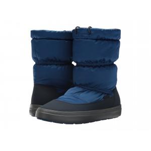 Lodge Point Shiny Pull-On Blue Jean/Navy