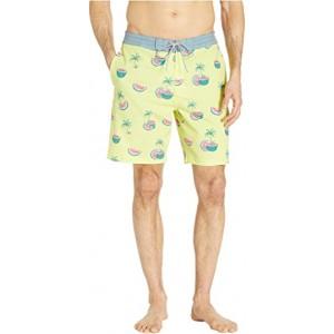 Melons Layday Boardshorts Yellow