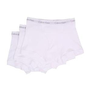 Cotton Classics Trunk 3-Pack NB1119 White