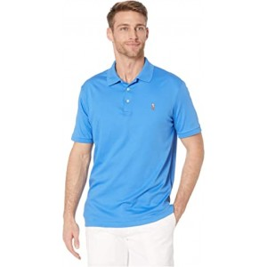 Classic Fit Soft Touch Polo Red