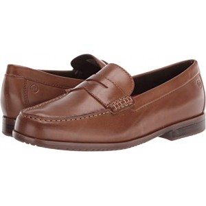 Rockport Curtys Penny Cognac