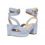 COACH Serena Sandal Bluebell Suede