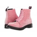 1460 Pascal (Big Kid) Pale Pink Ze You Velvet