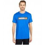 NSW T-Shirt Swoosh Bumper Sticker