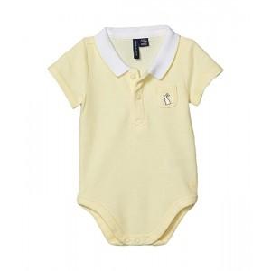 Pique Polo Bodysuit (Infant)