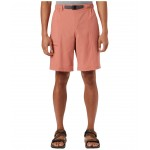 Trail Splash Shorts Dark Coral