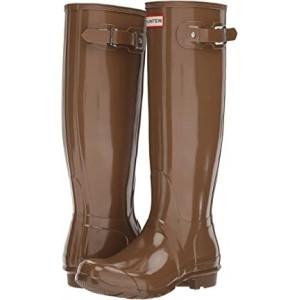 Original Tall Gloss Rain Boots Mushroom