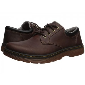 Tipton Low Robson II Dark Brown/Black Forty Leather