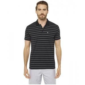 Brixton Hilt Short Sleeve Polo Black