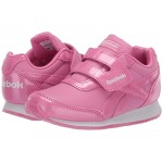Royal Classic Jogger 2 KC (Infant/Toddler) Posh Pink/White/None