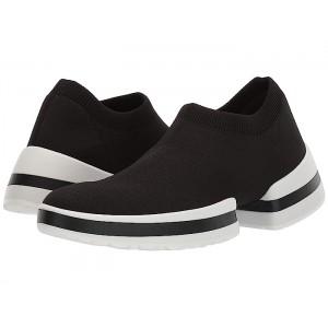 SW-612 Sock Sneaker Black Knit Sock