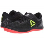 Reebok Black/Neon Red/Neon Lime
