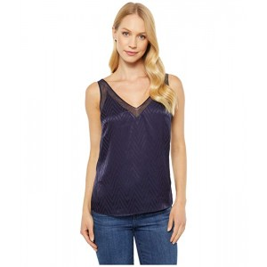 Piiaa Cami Top with Contrast Detail