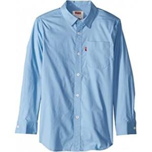 Long Sleeve One-Pocket Shirt (Little Kids)