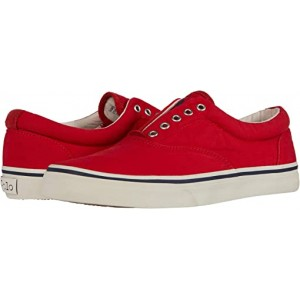 Polo Ralph Lauren Thorton V Red Washed Canvas