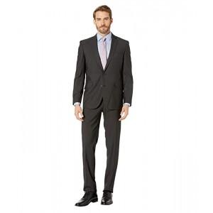 32 Slim Fit Stretch Performance Finished Bottoms Hem Suit