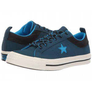 One Star - Ox (Big Kid) Blue Fir/Blue Heo/Black