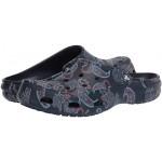 Crocs Freesail Clog Paisley Floral/Navy