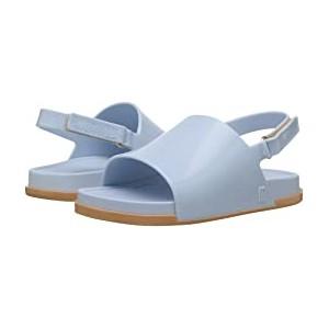Mini Beach Slide Sandal (Toddler/Little Kid) Blue