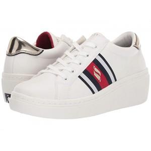 Goldie Hi - Hi Collegiate Cruiz White/Red/Navy