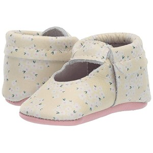 Soft Sole Ballet Flat - High Tea (Infant/Toddler) Yellow Ditzy