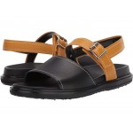 Fusbet Sandal Black/Honey
