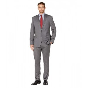Solid Stretch Skinny Suit