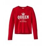 Dolce & Gabbana Kids L5JTAYG7TBUR2254 (Big Kids) Rosso Brillante