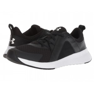 UA Tempo Trainer Black/Black/White