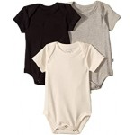 3-Pack Neutral Lap Bodysuits (Infant)