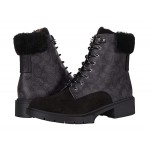 Lorimer Coated Canvas Bootie