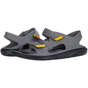 Crocs Swiftwater Expedition Sandal Slate Grey/Black