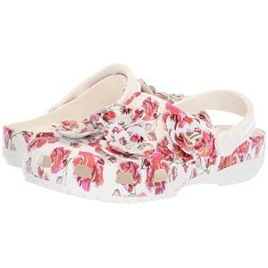 Classic Timeless Clash Roses Clog