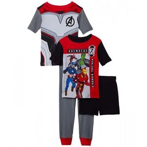 Avengers Strong Four-Piece Set (Little Kids/Big Kids)