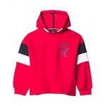 Tommy Hilfiger Kids Popover Hoodie (Big Kids) Chinese Red