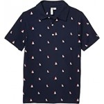 Embroidered Polo (Toddler/Little Kids/Big Kids)