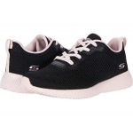 BOBS from SKECHERS Bobs Squad - Confetti Fever Black/Pink