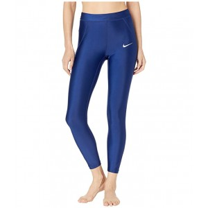 Power Speed 7/8 Tights Blue Void/Reflective Silver