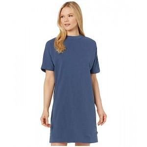 The North Face Woodside Hemp Tee Dress Shady Blue