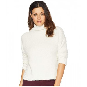 Sage Fluffy Sweater Knit