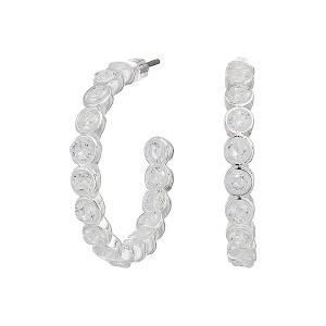 25 mm Hoop Earrings