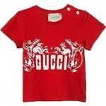 Cotton Jersey w/ Print T-Shirt (Infant)