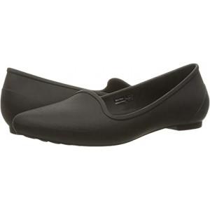 Crocs Eve Flat Black