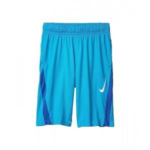 Nike Kids Core Training Shorts (Big Kids) Laser Blue/Game Royal/White/White
