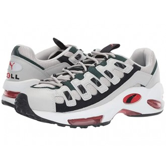 Cell Endura Glacier Gray/High Risk Red