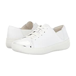 F-Sporty Mirror-Toe Sneaker Urban White