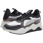 RS-X Tech Puma Black/Vaporous Gray/Puma White